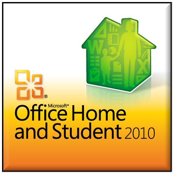 Microsoft Office Home and Student 2010 содержит все базовые средства
