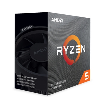 CPU AMD Ryzen 5 3600 X6, 3.6/35MB/AM4, Box