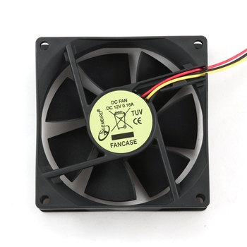 FAN 8cm w/3P connector