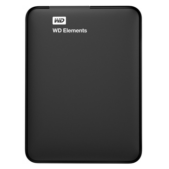 "HDD Ext WD Elements, 1.5TB, 2.5"", U3.0, Black"