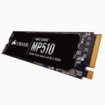 SSD 480GB Corsair MP510 CSSD-F480GBMP510,M.2 PCI-e