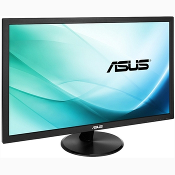 "24"" LED ASUS VP247T, 10Mln:1, 1ms, DVI-D/D-Sub"