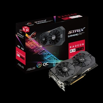 ASUS-ROG STRIX RX570-O4G-GAMING, DDR5