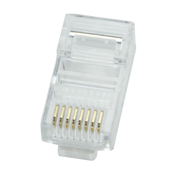 UTP connector RJ-45, Cat. 5E, Logilink MP0002