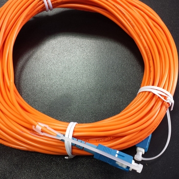 Cable Fiber Optic SC-SC, 62.5-125um, Sx, 20m Krone
