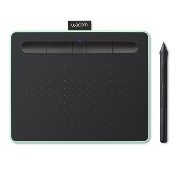 WACOM Intuos M Bluetooth Pistachio CTL-6100WLE-N