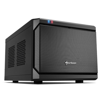 Sharkoon Mini-ITX QB One, Black