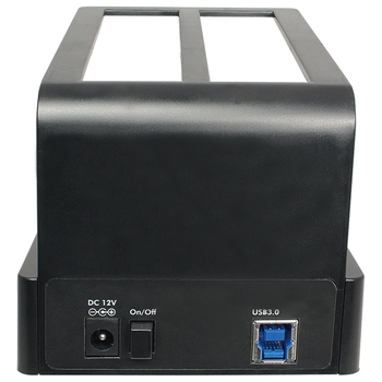 "Quickportx2 USB3 to SATA 2,5""/3,5"" HDD,QP0010"
