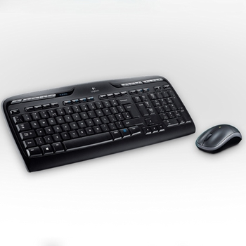 Keyboard Logitech Wireless Desktop MK330