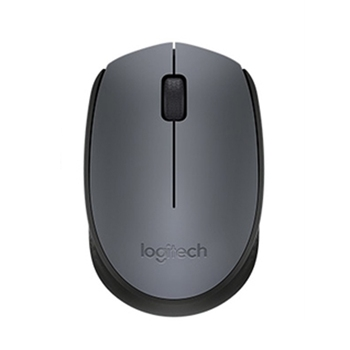 Mouse Logitech M170 Wireless for NB, Black+Gray