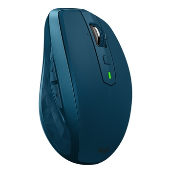 Mouse Logitech Wireless MX Anywhere 2S, Blue