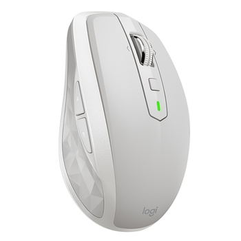 Mouse Logitech Wireless MX Anywhere 2S, Light Gray