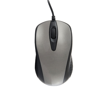 Mouse Modecom MC-M4 Optical, USB, Black/Grey