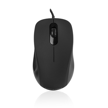 Mouse Modecom MC-M10 Optical, USB, Black