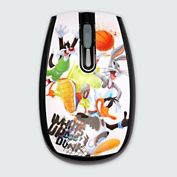 Mouse Modecom MC-320, USB, Art Looney Tunes 1