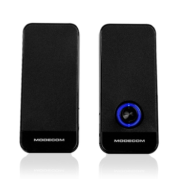 Speaker Modecom MC-XS6 USB Black, 8W