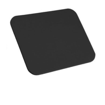 Mouse pad Cloth, Black, 18.01.2040