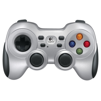 Game Pad Logitech Wireless F710, Vibration