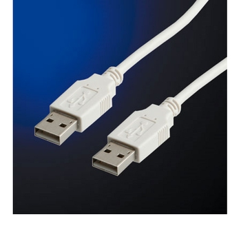 Cable USB2.0 type A-A, 0.8m (11.99.8909), Value