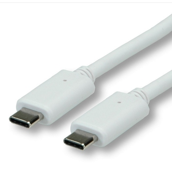 Cable USB3.1 C-C, M/M, 1m, Value 11.99.9016