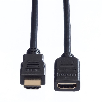 Cable HDMI M-F, v1.4, 2m, Value 11.99.5575