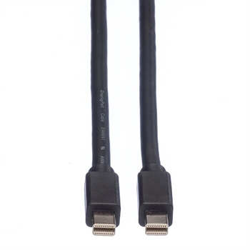 Cable Mini DP M - Mini DP M, 2m, Roline 11.04.5640