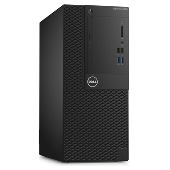 Dell OptiPlex 3050MT i5-7500,4G,500G,DVD,KB+M,W10
