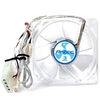Antec Fan 12cm, 3pin,TriCool 120 1200/1600/2000rpm
