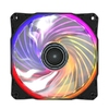 Antec Fan 12cm, 3pin, Rainbow 120 RGB Led