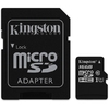 Micro SDHC 16G UHS-I Cl10+Adapter, Kingston Select