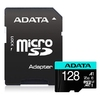 Micro SDXC 128GB UHS-I U3 A1 Cl10+SD Adapter,Adata