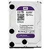 HDD 2TB WD Purple, WD20PURX, 64MB, S-ATA3