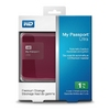 "HDD Ext WD My Passport, 1TB, 2.5"", U3.0, Berry"