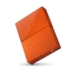 "HDD Ext WD My Passport, 2TB, 2.5"", U3.0, Orange"