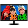 "22"" LED PHILIPS 223V5LSB2/10, 10Mln:1, 5ms, D-Sub"
