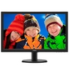 "24"" LED PHILIPS 243V5QHSBA, 8ms, MVA, HDMI/DVI-D"