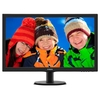 "27"" LED PHILIPS 273V5LHSB, 10Mln:1, 5ms,HDMI/D-Sub"
