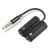Sound Combo Audio Adapter Sharkoon PMP35
