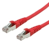 Patch cable S/FTP Cat.6 15m, Red, 21.15.1185