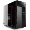 Full Case In Win 509 ROG, Window, Black/Red