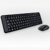 Keyboard Logitech Wireless Desktop MK220