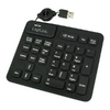 NumPad 33 keys, Waterproof, USB, LogiLink ID0059