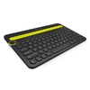 Keyboard Logitech Bluetooth Multi-Dev. K480, Black