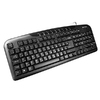 Keyboard Canyon CNE-CKEY2-BG, Multimedia, Black
