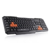 Keyboard Logic LK-21 Gaming, Black