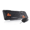 Keyboard&Mouse Set Logic LKM-201