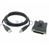 USB to SERIAL DB25M converter