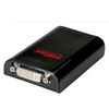 USB3.0 to DVI Adapter 2048x1152, Roline 12.02.1044