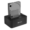 HDD Docking Station Sharkoon QuickPort Duo Clone