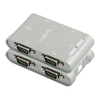 USB to 4x SERIAL DB9M converter, Logilink AU0032